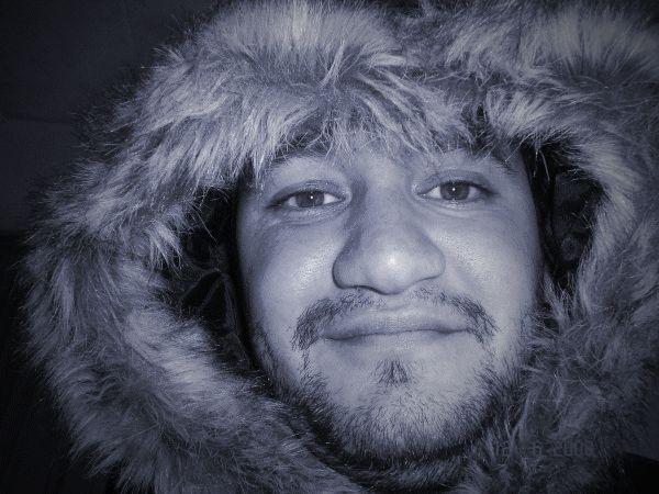 ALGO DE MI ENTORNO JA JA: Hacia Frio